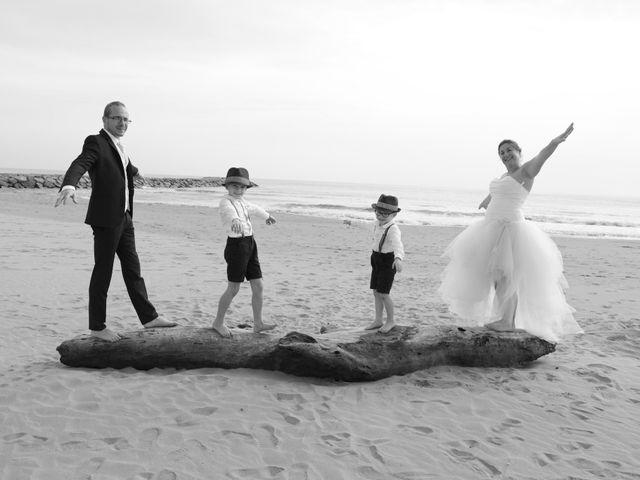 Le mariage de Julien et Pamela à Comps, Gard 51