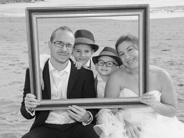 Le mariage de Julien et Pamela à Comps, Gard 55