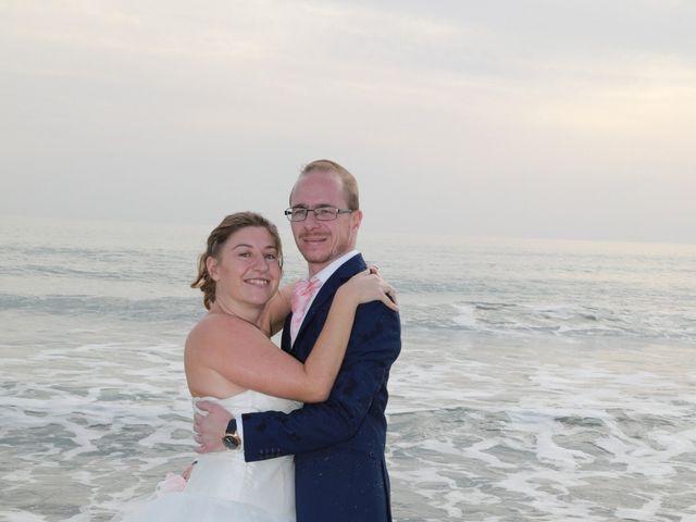 Le mariage de Julien et Pamela à Comps, Gard 56