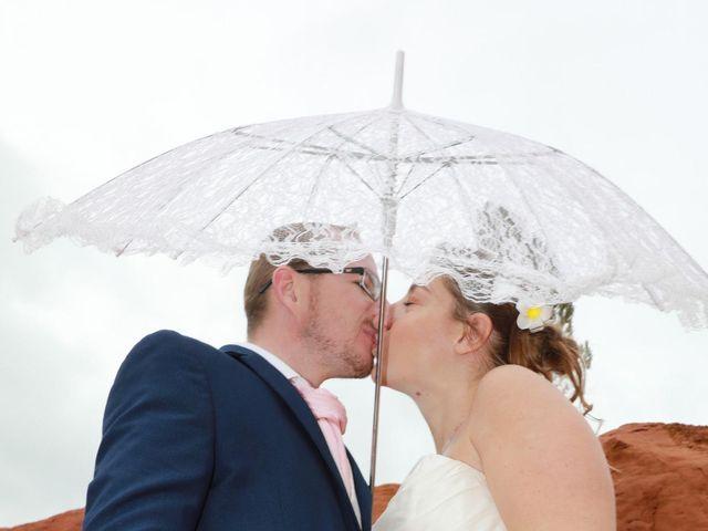 Le mariage de Julien et Pamela à Comps, Gard 60