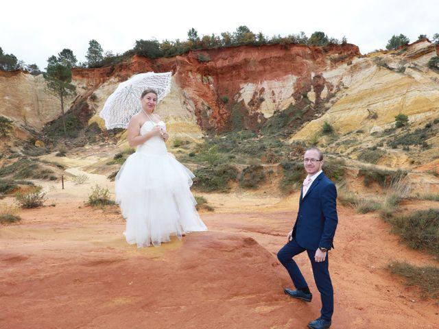 Le mariage de Julien et Pamela à Comps, Gard 62