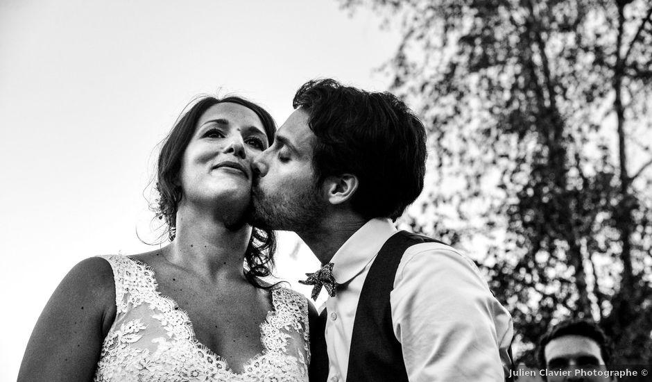Le mariage de Antoine et Emlie à Saint-Lon-les-Mines, Landes