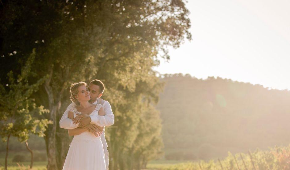 Le mariage de Stephanie et Benjamin à La Garde, Var