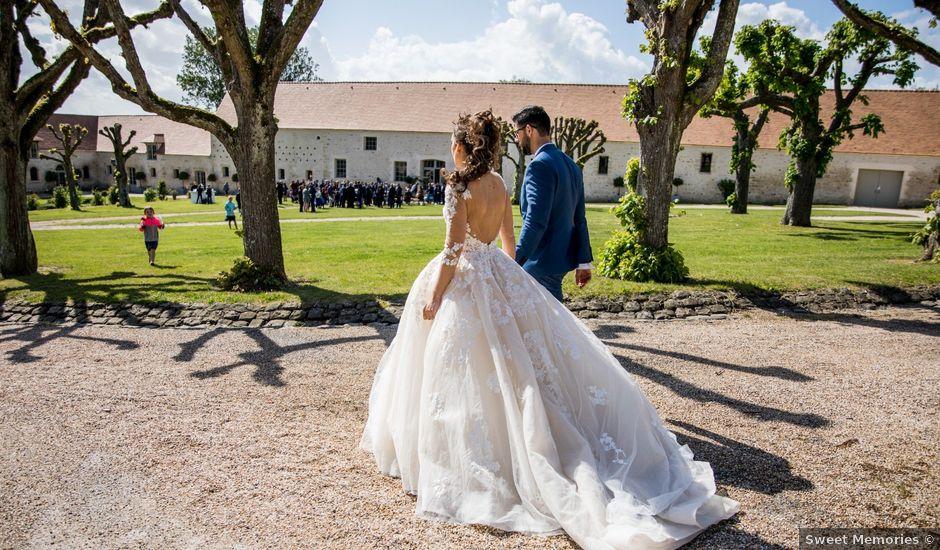 Le mariage de Mehdi et Lisa à Serans, Oise