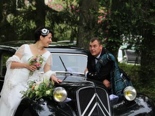 Le mariage de Barbara et François 1
