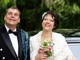Le mariage de Barbara et François