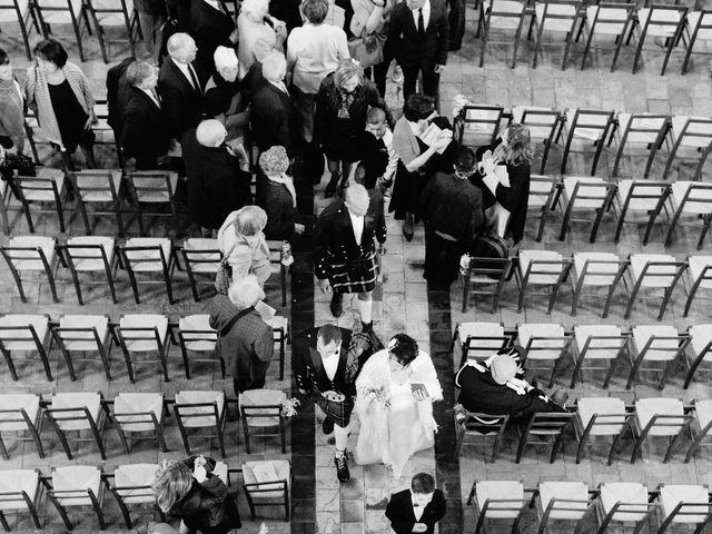 Le mariage de François et Barbara à Château-Gontier, Mayenne 5