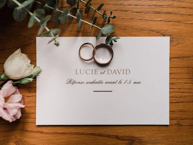 Le mariage de David et Lucie à Montgaillard, Ariège 3