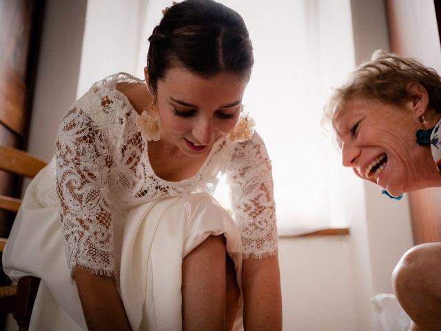 Le mariage de David et Lucie à Montgaillard, Ariège 25
