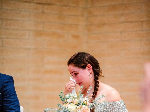 Le mariage de David et Lucie à Montgaillard, Ariège 52