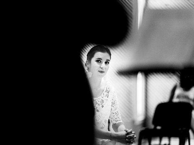 Le mariage de David et Lucie à Montgaillard, Ariège 54