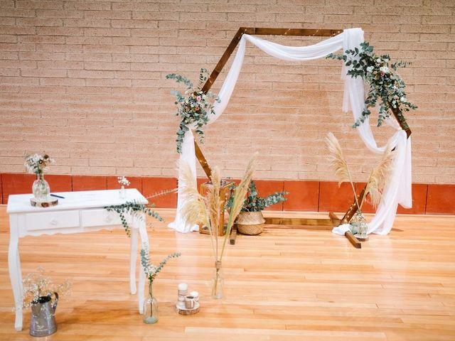 Le mariage de David et Lucie à Montgaillard, Ariège 58