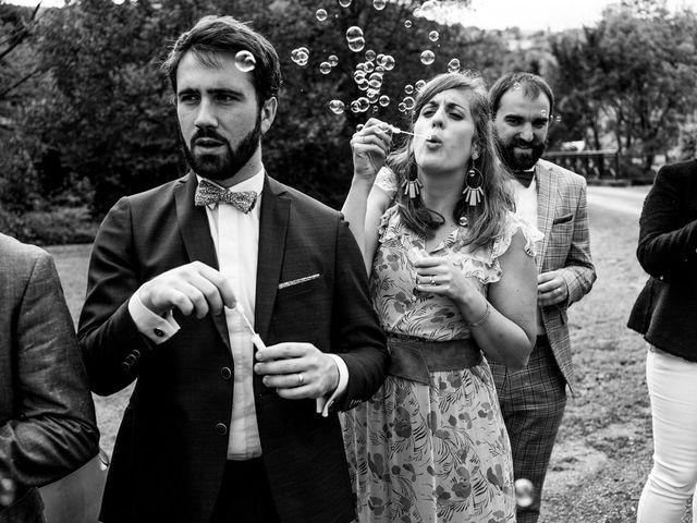 Le mariage de David et Lucie à Montgaillard, Ariège 60