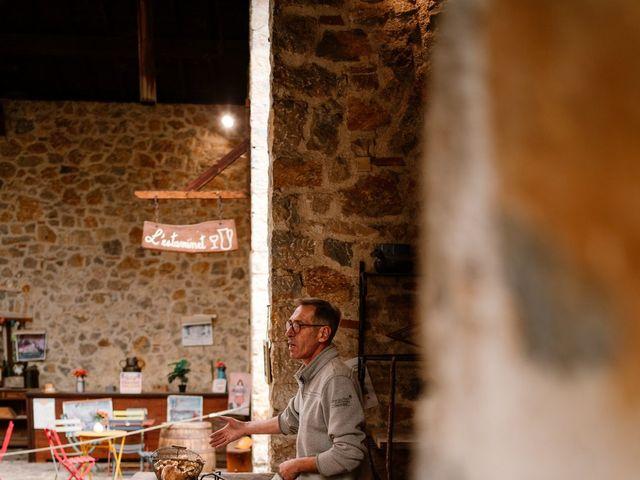 Le mariage de David et Lucie à Montgaillard, Ariège 82