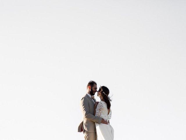 Le mariage de David et Lucie à Montgaillard, Ariège 104