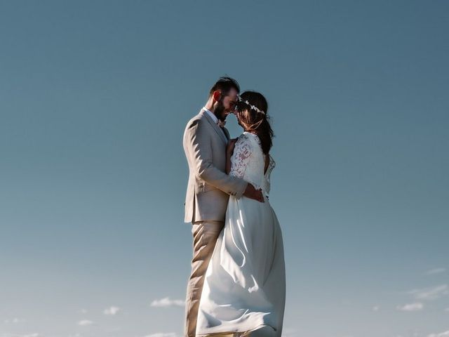 Le mariage de Lucie et David