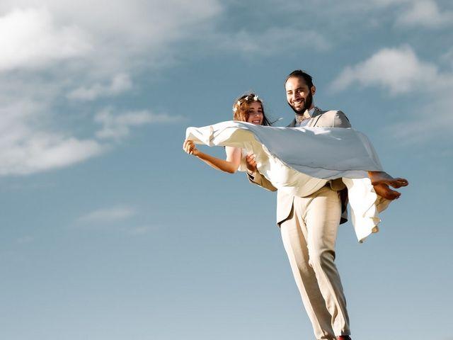Le mariage de David et Lucie à Montgaillard, Ariège 105