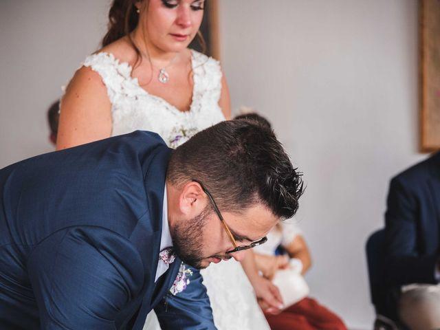 Le mariage de Solènne et Matthieu à Giroussens, Tarn 9