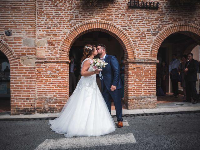 Le mariage de Solènne et Matthieu à Giroussens, Tarn 11