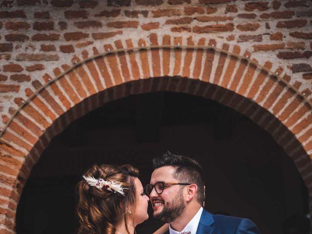 Le mariage de Solènne et Matthieu à Giroussens, Tarn 2