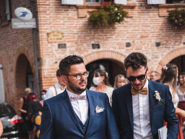 Le mariage de Solènne et Matthieu à Giroussens, Tarn 12