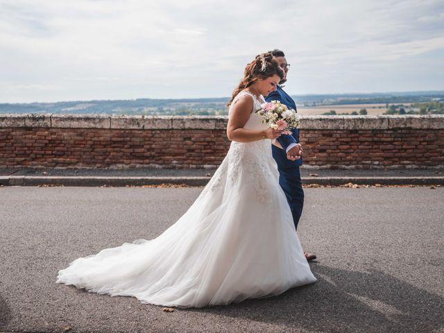 Le mariage de Solènne et Matthieu à Giroussens, Tarn 17