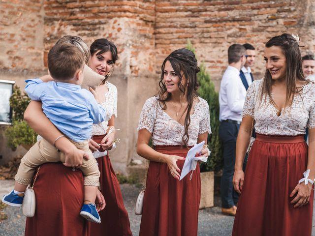 Le mariage de Solènne et Matthieu à Giroussens, Tarn 24