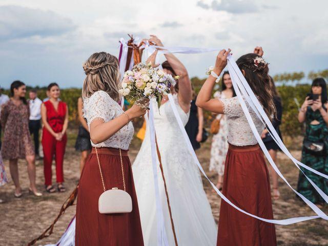 Le mariage de Solènne et Matthieu à Giroussens, Tarn 31