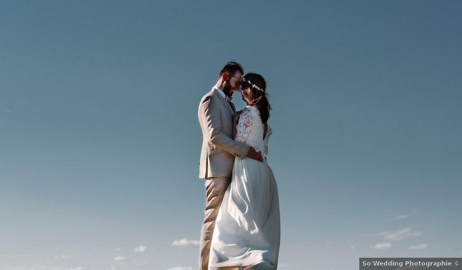 Le mariage de David et Lucie à Montgaillard, Ariège