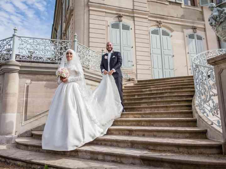 Le mariage de Sally et Morad