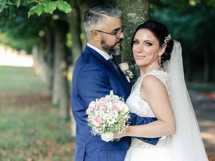 Le mariage de Jessica et Karim