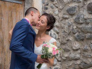 Le mariage de Sonia et Geoffrey