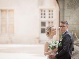 Le mariage de Justine et Gautier