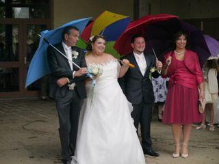 Le mariage de Fanny et Baptiste