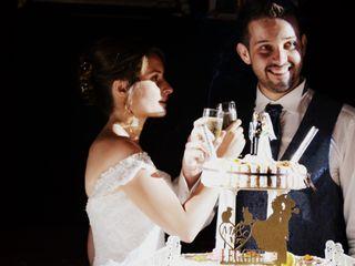 Le mariage de Benjamin et Sandy