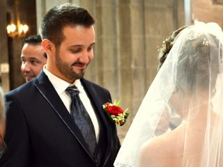 Le mariage de Benjamin et Sandy 1