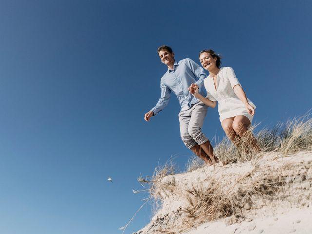 Le mariage de Quentin et Pauline à Loctudy, Finistère 4