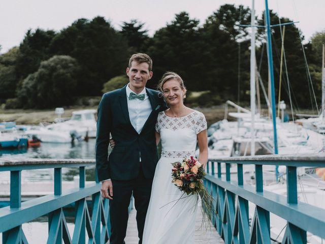 Le mariage de Quentin et Pauline à Loctudy, Finistère 46