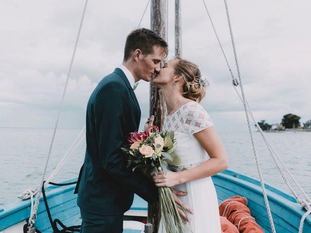 Le mariage de Quentin et Pauline à Loctudy, Finistère 50