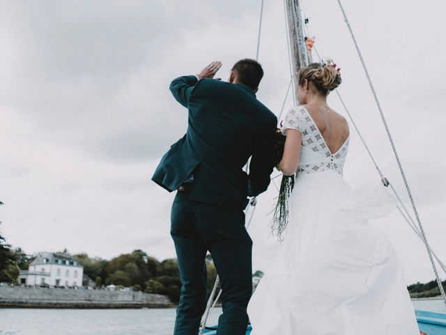 Le mariage de Quentin et Pauline à Loctudy, Finistère 55