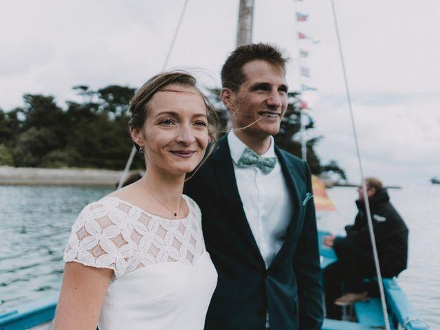 Le mariage de Quentin et Pauline à Loctudy, Finistère 58