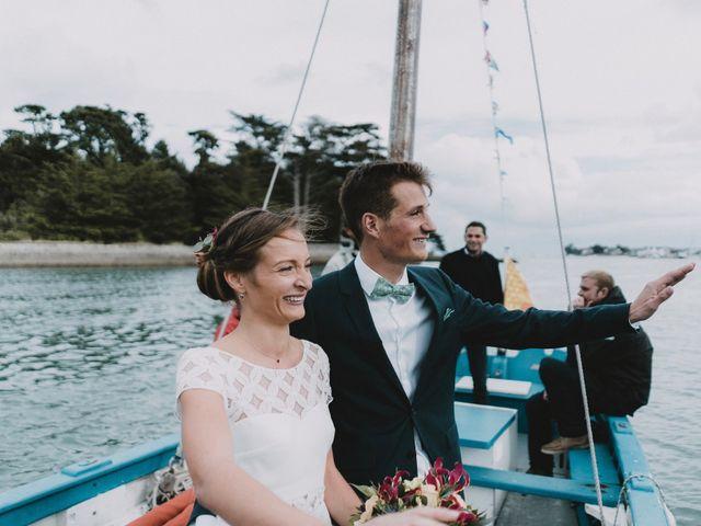 Le mariage de Quentin et Pauline à Loctudy, Finistère 59