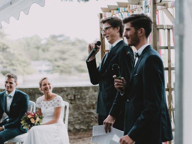 Le mariage de Quentin et Pauline à Loctudy, Finistère 61