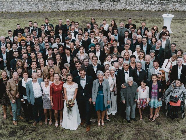 Le mariage de Quentin et Pauline à Loctudy, Finistère 94
