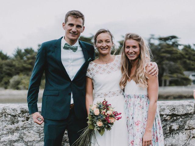 Le mariage de Quentin et Pauline à Loctudy, Finistère 98