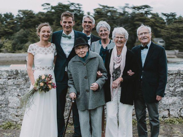 Le mariage de Quentin et Pauline à Loctudy, Finistère 99