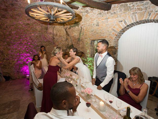 Le mariage de Jeremy et Chloe  à Le Luc, Var 12