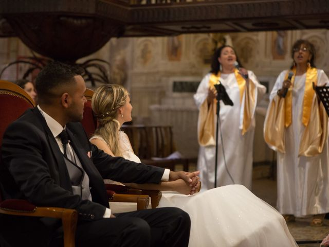 Le mariage de Jeremy et Chloe  à Le Luc, Var 35