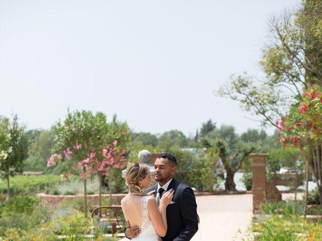 Le mariage de Jeremy et Chloe  à Le Luc, Var 46
