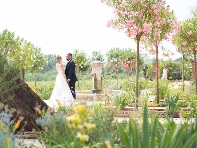 Le mariage de Jeremy et Chloe  à Le Luc, Var 47